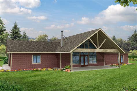 ranch house plans anacortes    designs