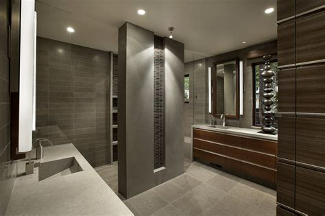 Stylish Grey Bathroom Designs, Decorating Ideas