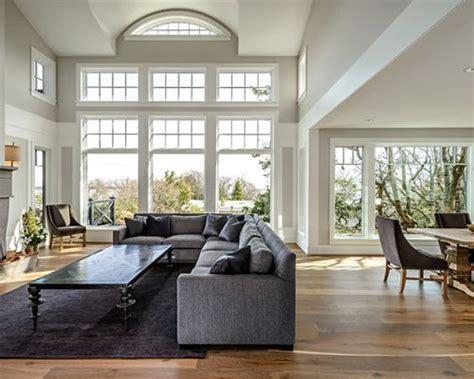 Great Room Windows   Houzz