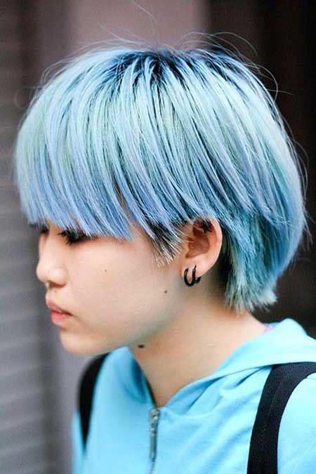 20 Short Hair Color Ideas Short Hairstyles 2018 2019