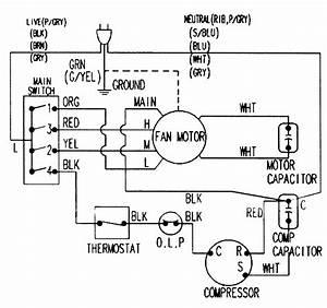 For Lg Compressor Wiring Diagram