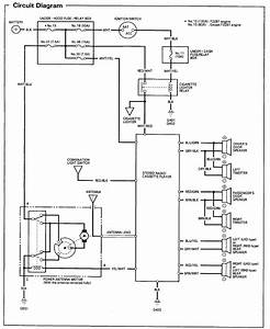 94 Accord Radio Wiring Diagram Cant Find The Right One - Honda-tech