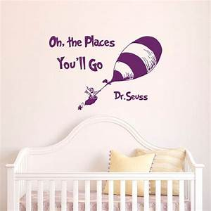 best 25 dr seuss wall decals ideas on pinterest dr With good look dr seuss quotes wall decals
