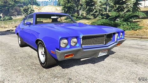 Buick Skylark Gsx by Buick Skylark Gsx 1970 For Gta 5