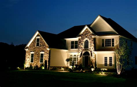 lights on house energy efficiency expert outdoor lighting advice page 2