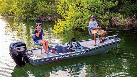 Best Aluminum Bass Boat Under 15k by Tracker Boats 2016 Pro 170 Mod V Aluminum Fishing Boat