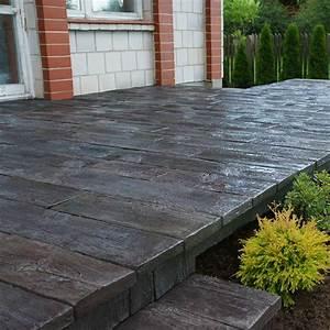 Terrassenplatten Holzoptik Beton : terrassenplatten holzimitation terrassenflien pflasterstein ekogarden ~ A.2002-acura-tl-radio.info Haus und Dekorationen
