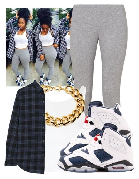 U0026quot;Simple But Dopeu0026quot; by ravion-denay liked on Polyvore featuring Champion Topshop Ben-Amun and ...