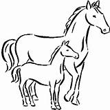 Coloring Horse Pages Barbie Printable Popular sketch template
