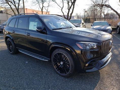 Taxes, fees (title, registration, license, document and transportation fees), manufacturer incentives and rebates are not included. New 2021 Mercedes-Benz AMG GLS 63 4MATIC SUV | Obsidian Black Metallic 21-866