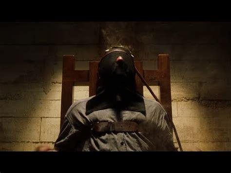 execution en direct chaise electrique la ligne verte première exécution scène culte