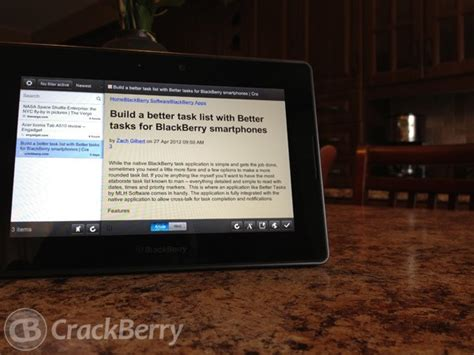 portability at its best see why readontouch pro is a must for the blackberry playbook