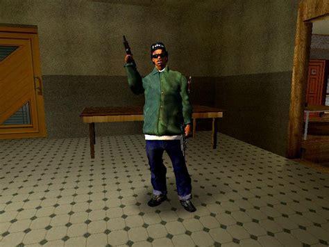 Gta San Andreas Legacy Hd Ryder Skin Mod