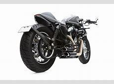 An Evil HarleyDavidson Sportster 48? Yes Sir! autoevolution