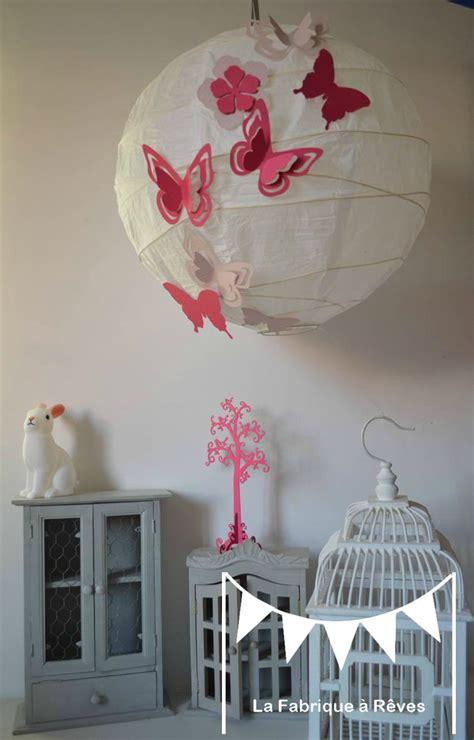 suspension luminaire chambre garcon luminaire suspension abat jour papillons fleurs