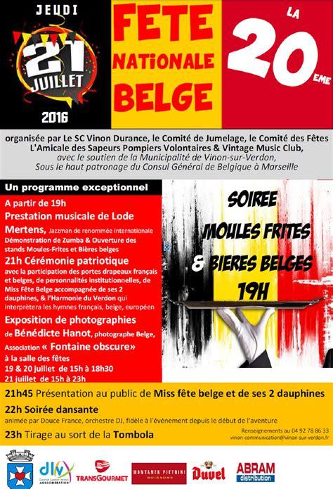 orchestre de chambre de marseille fete national belge jeudi 21 juillet à vinon sur verdon ccfb