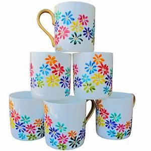 Mug Grande Contenance : mug porcelaine anglaise les ustensiles de cuisine ~ Teatrodelosmanantiales.com Idées de Décoration