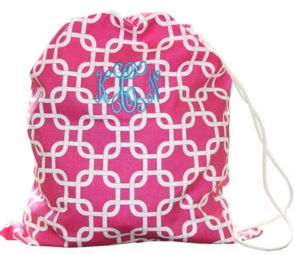 pink chain personalized laundry bag girlytwirlycom monogram tote bags bags college bags