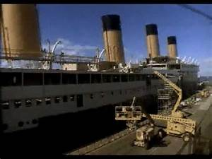 TITANIC replica from the movie - YouTube