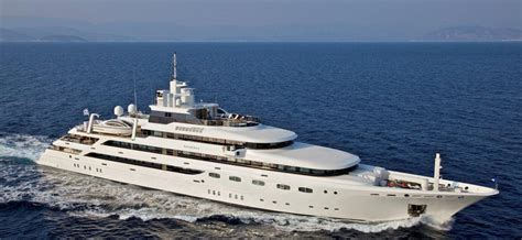 7 Of The Most Luxurious And Expensive Yachts In The World