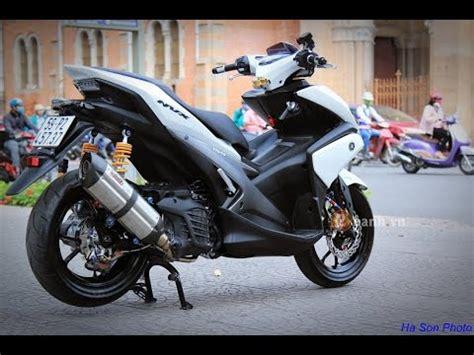 Aerox Modification by Yamaha Nvx 155 Aerox 155 Modif