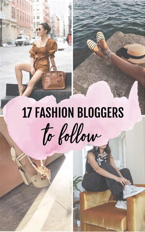 fashion bloggers  follow  summer millennial boss