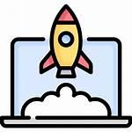Rocket Icon Icons Computer