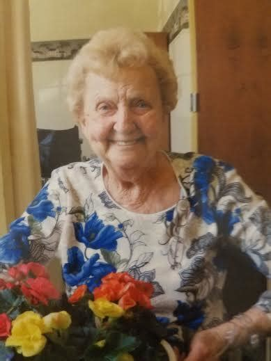 Obituary Of Betty Maichle  Walter E Baird & Sons Funeral