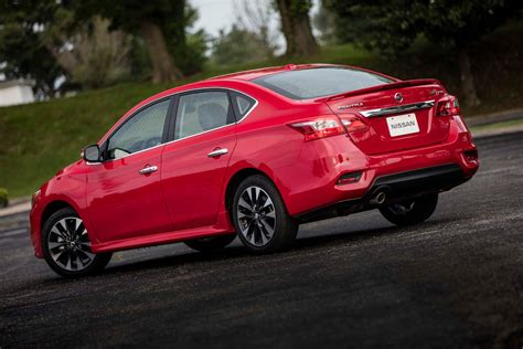 nissan sentra 2017 nissan sentra sr turbo revealed with a 188 hp turbo