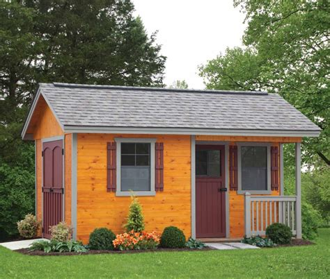 shed styles cottage siding studio design gallery best design