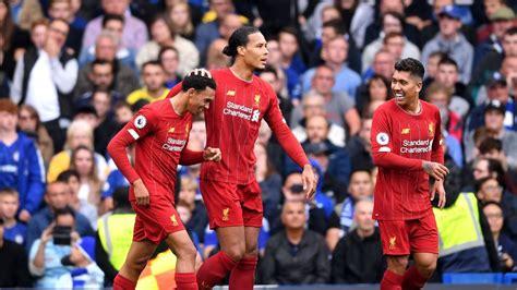 Chelsea vs. Liverpool - Football Match Summary - September ...