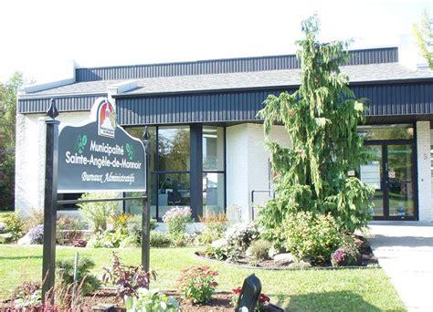 bureau municipal sainte angèle de monnoir