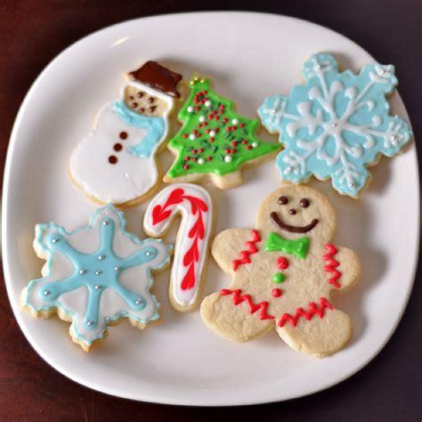 Gingerbread cookies christmas cookies biscuits cookie icing holidays and events cookie spring floral cookies. lolfoodie » Blog Archive » Christmas Sugar Cookies