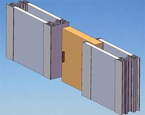 Porte Coulissante Dans Le Mur : porte coulissante dans le mur ~ Dailycaller-alerts.com Idées de Décoration