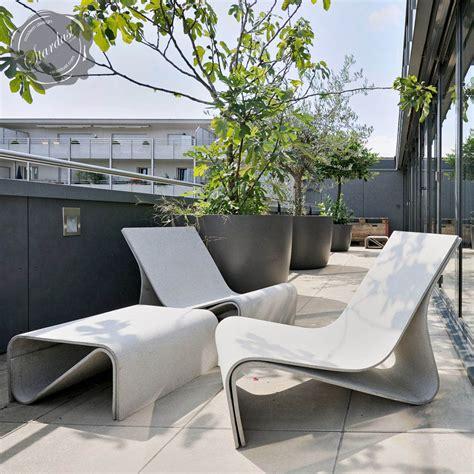 Exterior Patio Furniture by Design Ideas Concrete Patio Furniture Sponeck