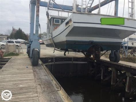 Commercial Shrimp Boats For Sale In Texas by 1981 Used Glass Bay 42 Shrimp Boat Commercial Boat For
