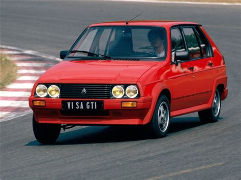citroen visa gti classic car review honest john