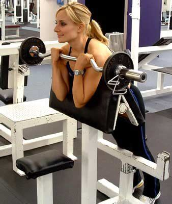 Biceps Exercises, Weight Training Biceps Exercises