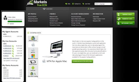 mt4 for mac ic markets launches metatrader 4 for apple mac