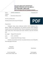 Contoh Surat Pengantar Sponsor by Surat Pengantar Sponsorship