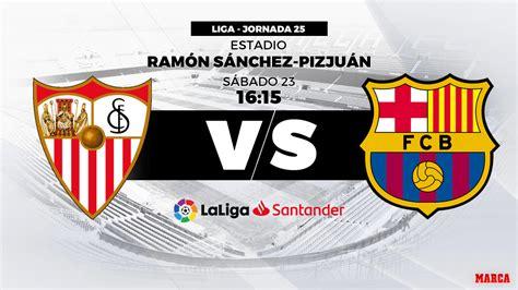Sevilla vs Barcelona: Resumen, resultado y goles   Marca.com