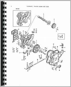 Massey Ferguson 135 Tractor Parts Manual