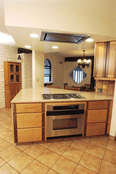 kitchen island ventilation how to choose a ventilation hgtv inside kitchen