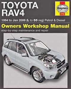 Toyota Rav4 Petrol  U0026 Diesel 1994