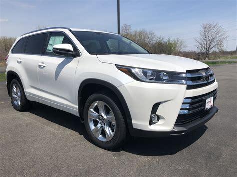 Toyota Highlander Sport by New 2018 Toyota Highlander Limited Sport Utility T20225