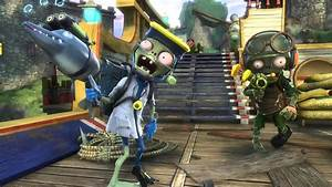 Im test pflanzen vs zombies garden warfare xbox one for Katzennetz balkon mit garden warfare 2 kaufen