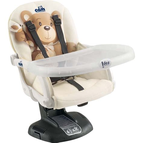 rehausseur de chaise winnie l ourson réhausseur de chaise idea ourson beige 30 sur allobébé