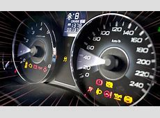 Dashboard warning lights explained what you need to know