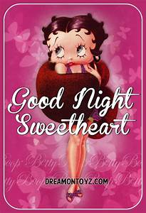 54 best images about Betty Boop Good Evening/Good Night on ...