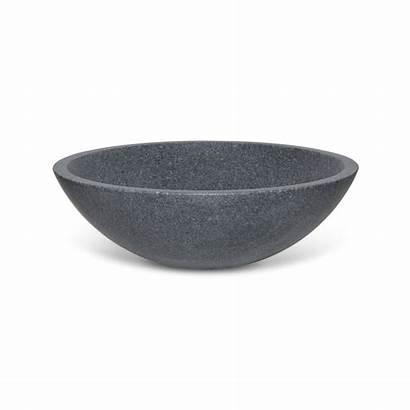Basin Sink Adria Stone Grey Sesame Round
